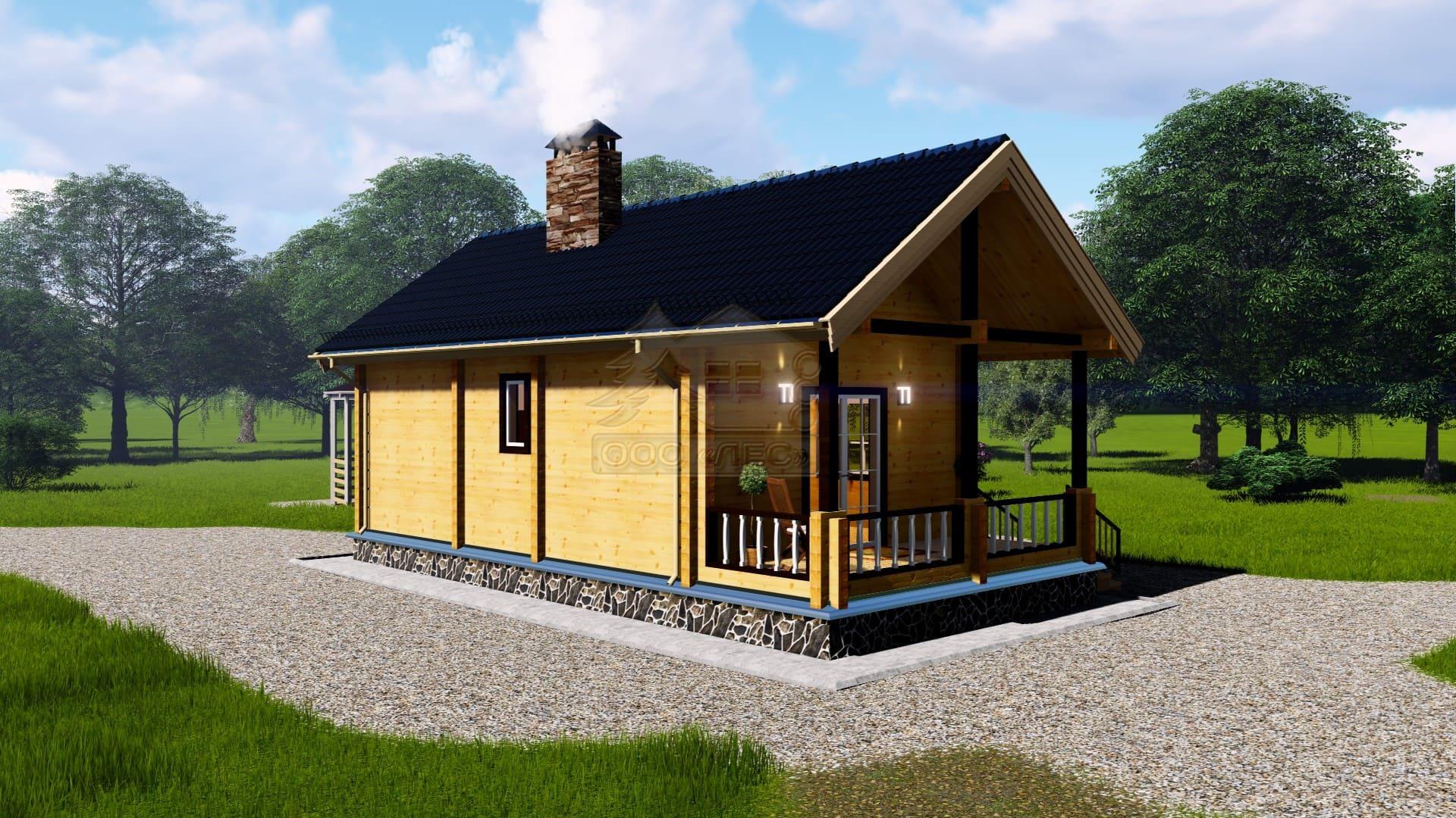 Проект дома ТД-186