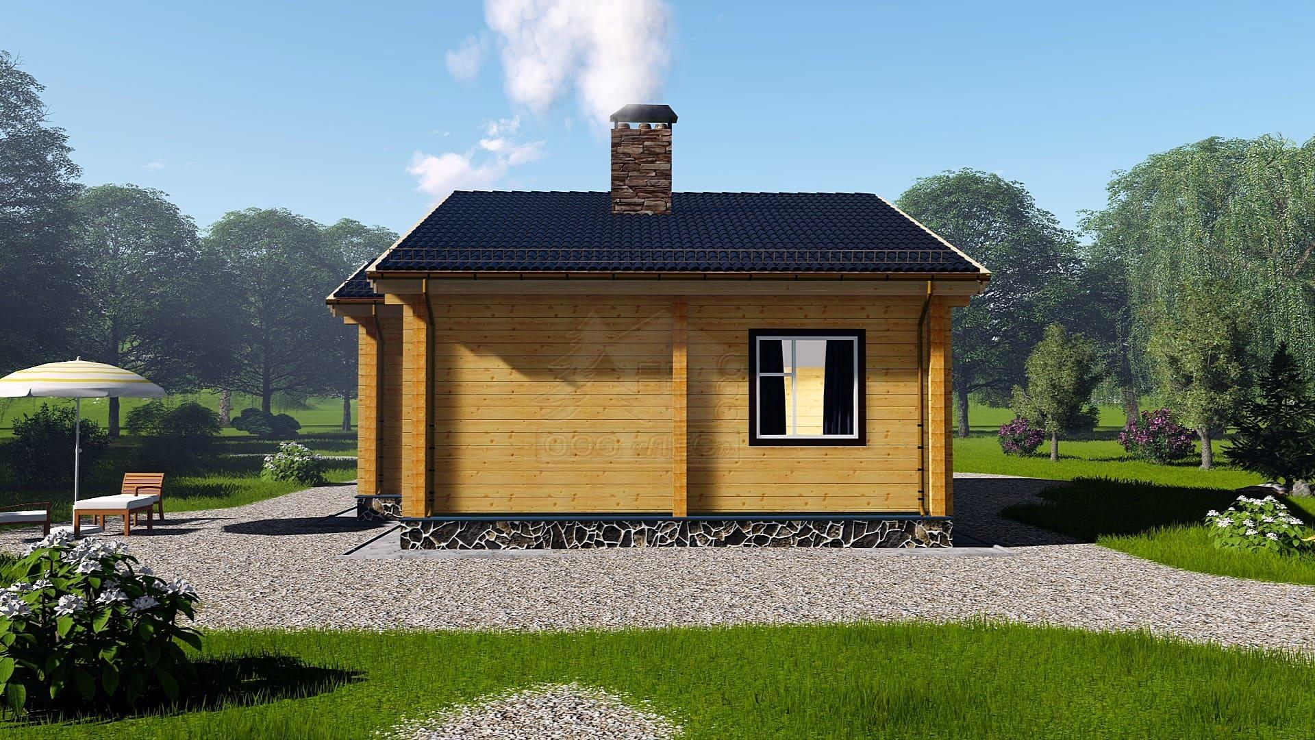 Проект дома ТД-192