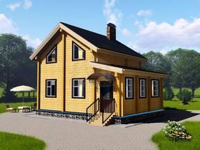 Проект дома ТД-193