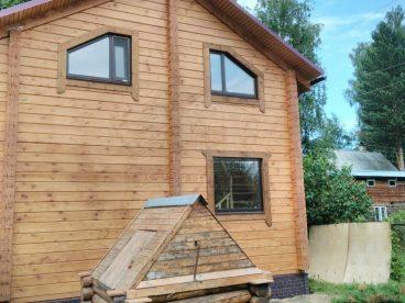 Дом в Кировской области