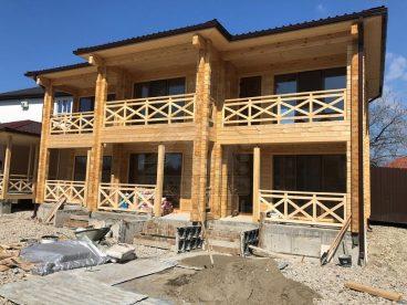 Дом в Краснодарском крае