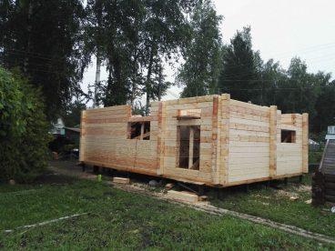 Дом в Пагинке